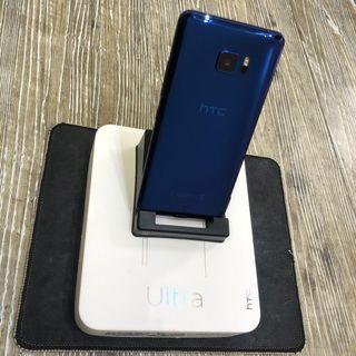 🚚 中古 HTC U Ultra 64G 藍