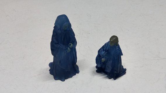Hottoys Star Wars Obi Wan Kenobi MMS478 1/6 Figure - hologram
