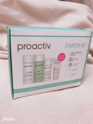 Proactiv 30天抗痘套組 Starter Kit 4 Pack