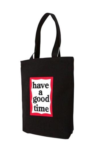 Have a good time帆布雙用包