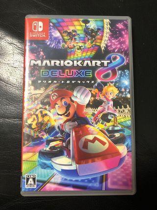 Mario  Kart 8 賽車 Switch 瑪利奧 mariokart