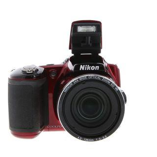 Nikon Coolpix L830 in red