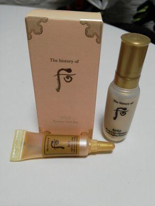 🈹The History Of Whoo 后
