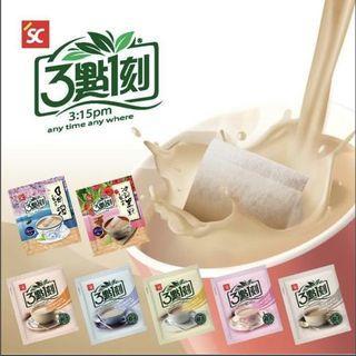 🚚 3:15 pm Mike Tea- Original, Roasted, Rose Fruity, Earl Grey, Coffee, Sun Moon Lake and Okinawa Brown Sugar