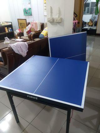 小型乒乓球桌