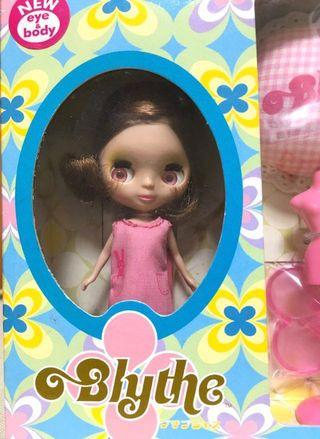 Takara Petite Blythe Sewing My Way@2003 ~ last call <welcome ac opened over 1 yr with positive comments >