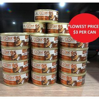 *BEST PRICE* WELLNESS CORE 95 | $3/CAN FOR A BUNDLE OF 20 + FREE 3 CANS