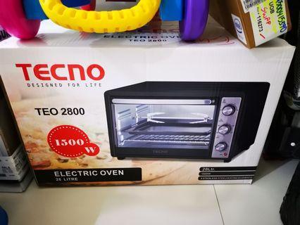 Tecno TEO 2800 Electric Oven