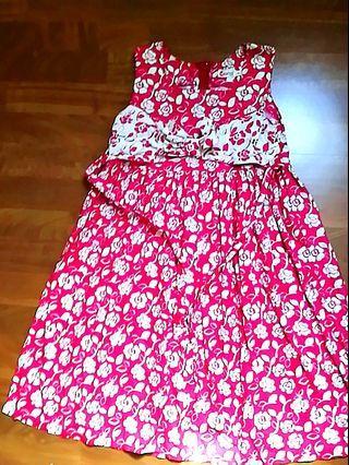 🚚 Cerisi Flora Dress