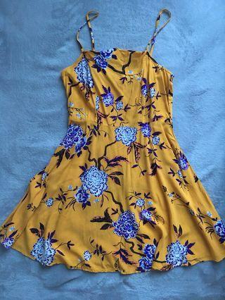 Cotton On summer floral dress