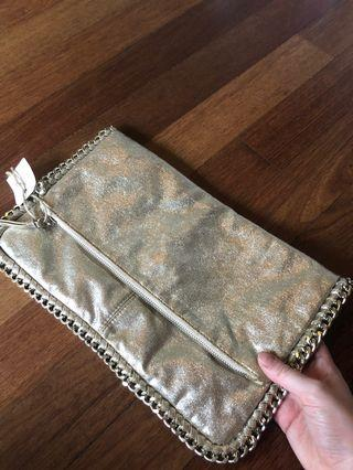 Golden Pouch by the brand Touché