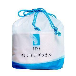 日本ITO純棉一次性洗臉巾卸妝潔面巾