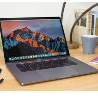 "Macbook pro 15"" with touchbar - 16 Gb RAM, 512 SSD"