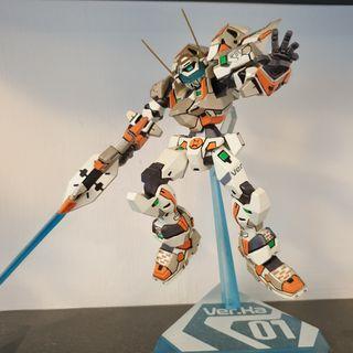 Virtual On Cyber Troopers Figurine Model