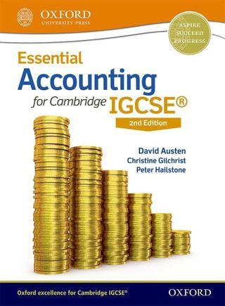 Accounting igcse third edition book