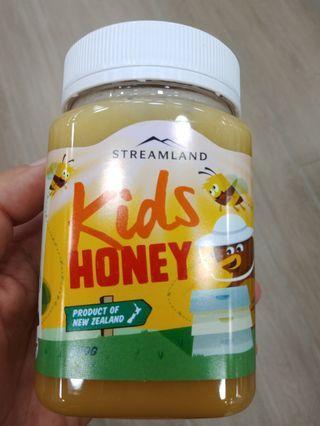 Kid's honey 500 gr