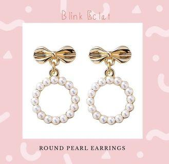 🌸Anting Tusuk Pearl