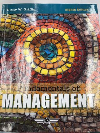 管理學Fundamentals of MANAGEMENT Ricky W. Griffin