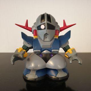 Vintage Gundam SD Figurine Model