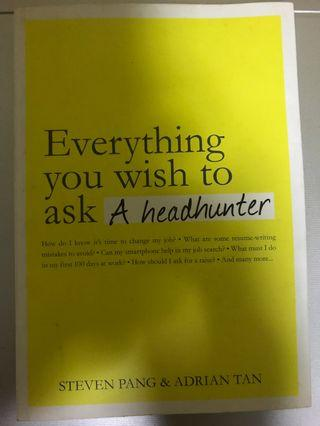 🚚 Everything You Wish To Ask A Headhunter - Steven Pang & Adrian Tan