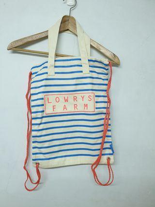 🚚 LOWRYS FARM 帆布包