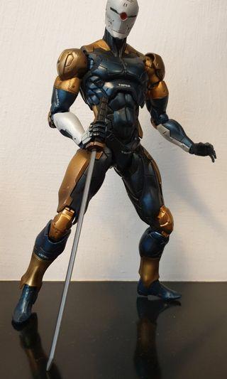 Metal Gear Solid Cyborg Ninja Figurine Model