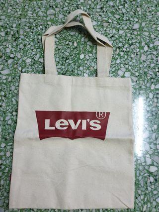 Levi's Canvas Tote Bag (2019 edition)