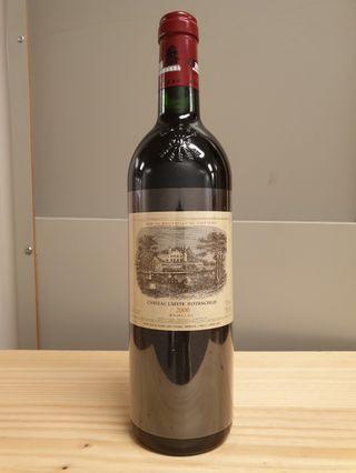 Ch.Lafite Rothschild 2000 750ml. (RP98+) France, Bordeaux, Medoc, Pauillac Bordeaux Blend Red