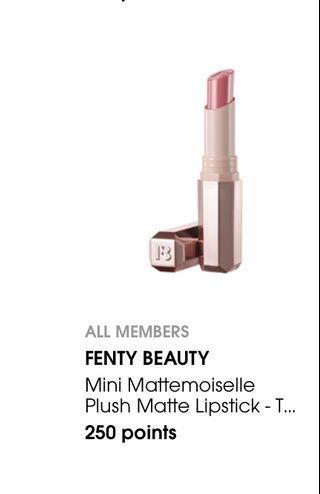 Fenty Beauty Lipstick - Mini