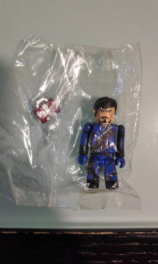 Ironman Tony Stark Kubrick Racing Suit Medicom Marvel Avengers AOU Infinity War Endgame II 2 3