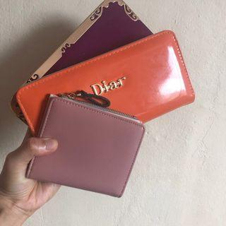 🚚 wallet pu leather