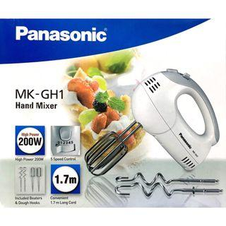 Panasonic 200W Hand Mixer MK-GH1