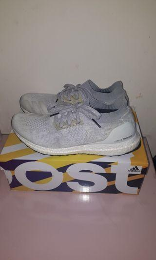 Adidas UltraBoost Uncaged 4.0 Triple White