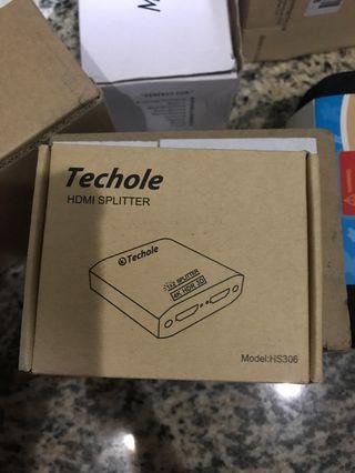 Techole hdmi splitter