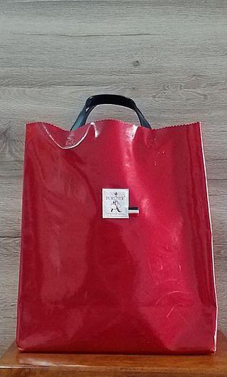 Porter International Tote PVC Bag