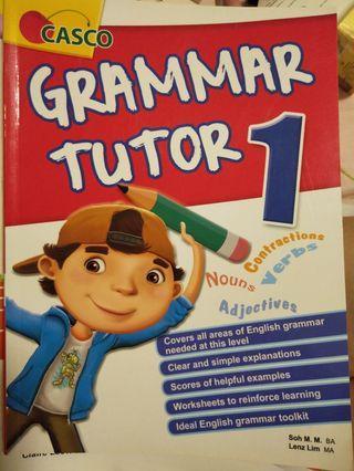 🚚 Casco Grammar Tutor 1