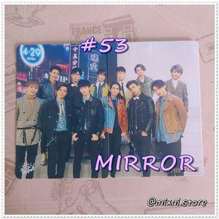 53期 [Yes!Card] Mirror - 拼圖卡 ( Set )