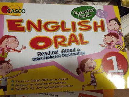 🚚 Casco English Oral 1