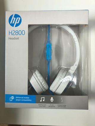 Hp kids headset