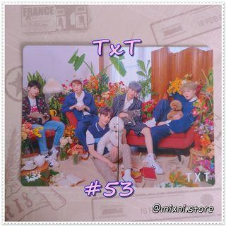 53期 [Yes!Card] TxT - 拼圖卡 ( Set )