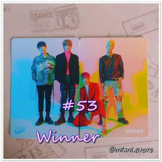 53期 [Yes!Card] Winner - 拼圖卡 ( Set )