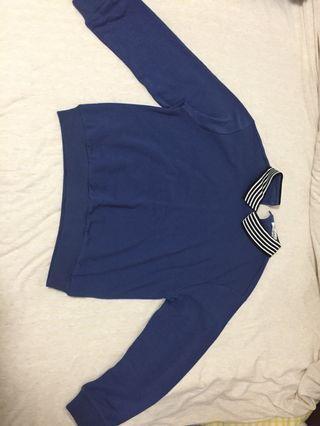 🚚 Navy Blue Long Sleeves