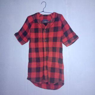 TOPMAN Flannel Shirt
