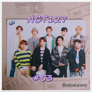 53期 [Yes!Card] NCT127 - 拼圖卡 ( Set )