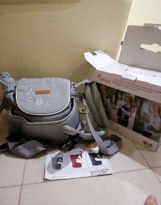 🚚 iMama hipseat carrier