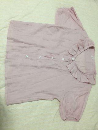 🚚 Baby Pink Blouse
