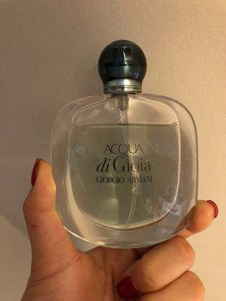 Acqua di Gioia 50ml by Giorgio Armani