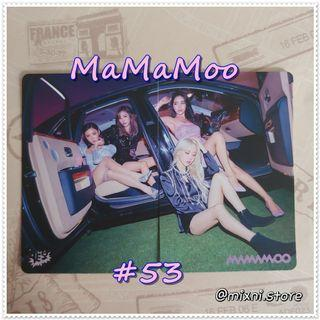 53期 [Yes!Card] MaMaMoo - 拼圖卡 ( Set )