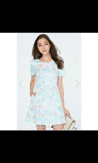 TCL Carsen Floral Dress