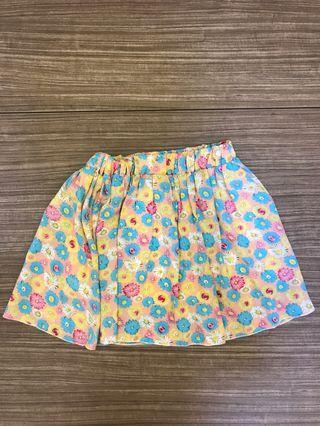 🚚 Cute Floral Skater Skirt CLEARANCE